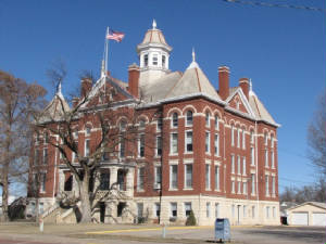 Kingman County Courthouse